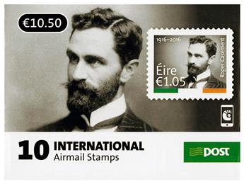 n° C2160 - Timbre IRLANDE Carnets