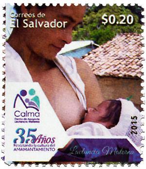 n° 1866 - Timbre SALVADOR Poste