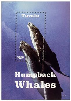 n° 233 - Timbre TUVALU Blocs et feuillets