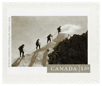 n° 3237 - Timbre CANADA Poste