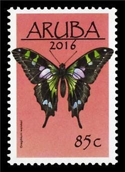 n° 901 - Timbre ARUBA Poste