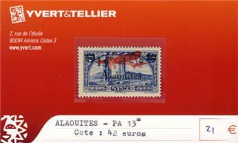 ALAOUITES - PA n° 13*