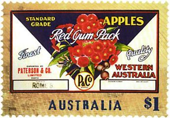 n° 4328/4331 - Timbre AUSTRALIE Poste