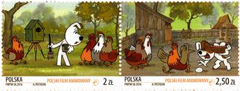 n° 4475 - Timbre POLOGNE Poste