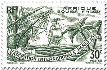 Grande Série Coloniale : Exposition internationale de Paris (1937)