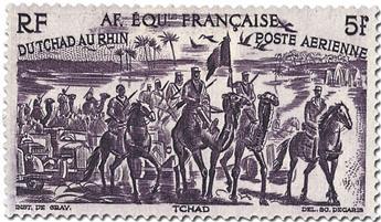Grande Série Coloniale : Tchad au Rhin (1946)