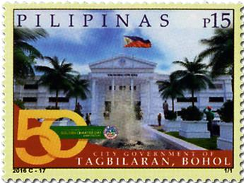 n° 4056 - Timbre PHILIPPINES Poste