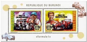 n° 2369 - Timbre BURUNDI Poste