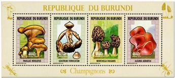 n° 2388 - Timbre BURUNDI Poste