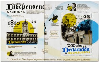 n° 3130 - Timbre ARGENTINE Poste