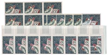 n°1403** - Timbre FRANCE  Poste