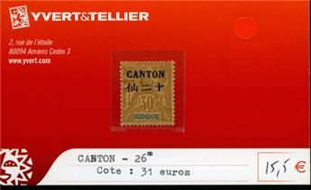 CANTON - n° 26*
