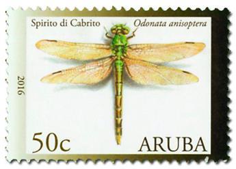 n° 931 - Timbre ARUBA Poste