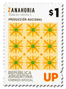n° 3150 - Timbre ARGENTINE Poste