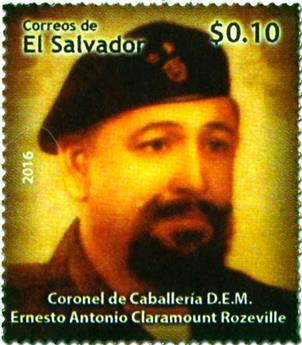 n° 1874 - Timbre SALVADOR Poste