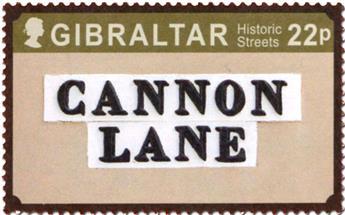 n° 1756/1763 - Timbre GIBRALTAR Poste