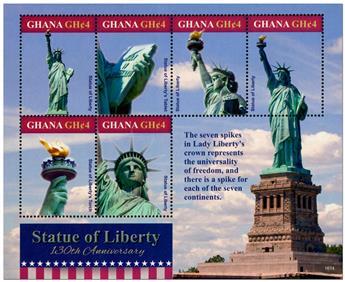 n° 3751 - Timbre GHANA Poste