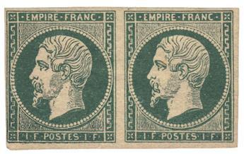 France : Essai(*) Empire non lauré