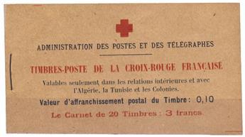 France : Carnet n°147-C1**
