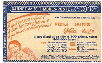 France : Carnet n°199-C66**