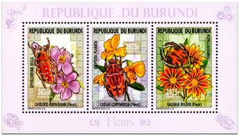 n° 2396 - Timbre BURUNDI Poste