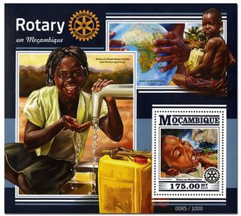 n° 1026 - Timbre MOZAMBIQUE Blocs et feuillets