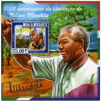 n° 936 - Timbre MOZAMBIQUE Blocs et feuillets