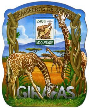 n° 963 - Timbre MOZAMBIQUE Blocs et feuillets