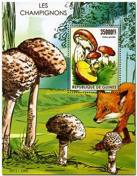 n° 1861 - Timbre GUINÉE Blocs et feuillets