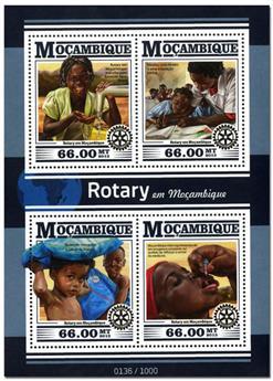 n° 6798 - Timbre MOZAMBIQUE Poste