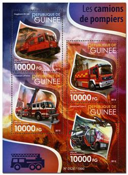 n° 8038 - Timbre GUINÉE Poste