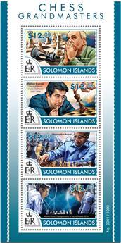 n° 2768 - Timbre SALOMON Poste