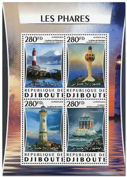 n° 1079  : Timbre DJIBOUTI Poste