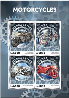 n° 5961  : Timbre SIERRA LEONE Poste