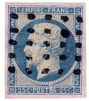 n°15 obl. ST - Timbre France Poste