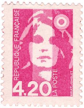 n°2770b** - Timbre France Poste