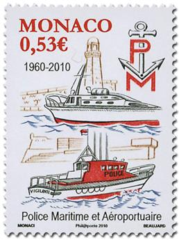n° 2747 -  Selo Mónaco Correios