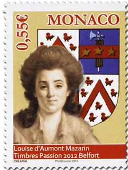 nr. 2847/2848 -  Stamp Monaco Mail