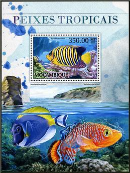 n° 1162 - Timbre MOZAMBIQUE Blocs et feuillets