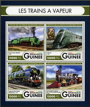 n° 8549 - Timbre GUINÉE Poste