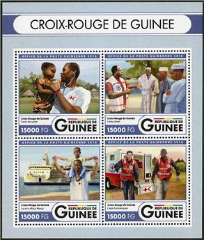 n° 8589 - Timbre GUINÉE Poste