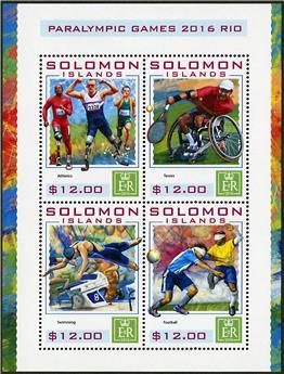 n° 3481 - Timbre SALOMON Poste