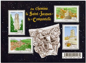 n° F4641 -  Timbre France Poste