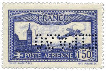 n° 6c -  Timbre France Poste aérienne