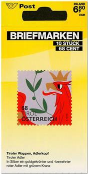 n° C3138 - Timbre AUTRICHE Carnets