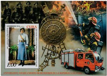 n° 333 - Timbre CUBA Blocs et feuillets