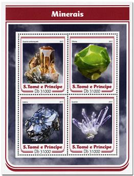 n° 5617 - Timbre SAINT-THOMAS ET PRINCE Poste