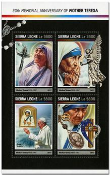 n° 6693 - Timbre SIERRA LEONE Poste