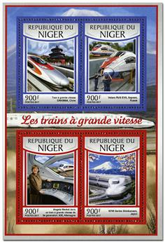 n° 3895 - Timbre NIGER Poste