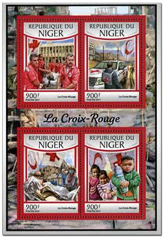 n° 3955 - Timbre NIGER Poste